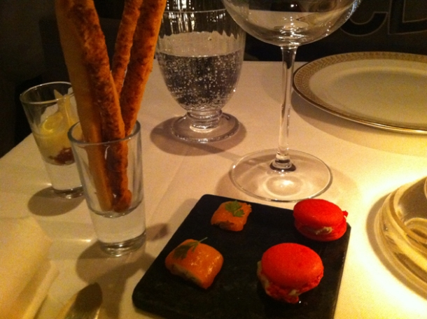 amuse bouche at gauthier soho