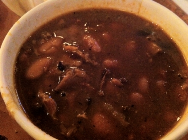 baked beans at hill country new york