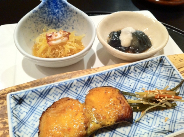 okonomi kaiseki at hakubai new york