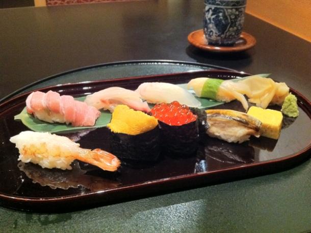 sushi at hakubai new york