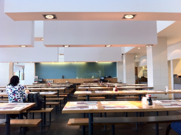 wagamama heathrow terminal five