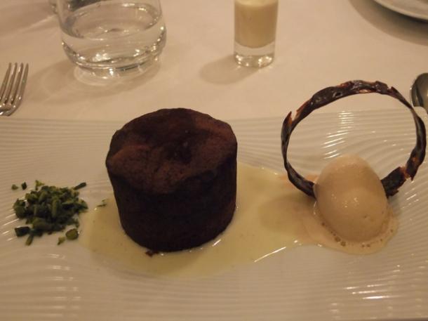 dark chocolate moeleux at morgan m