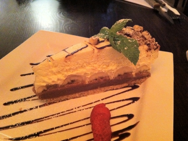 hache banoffee pie