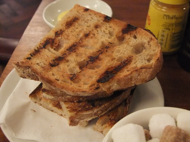 toast at hawksmoor guildhall city