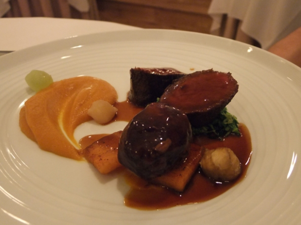 venison at morgan m