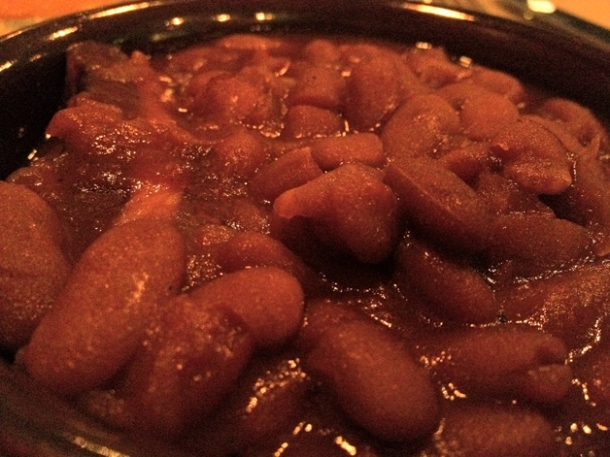 boston baked beans at karpo