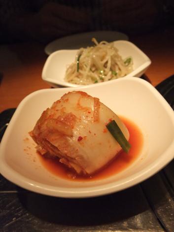 kimchi at asadal