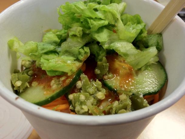 noodle salad at banh mi 11