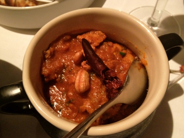laal maans rajasthani lamb curry at moti mahal covent garden