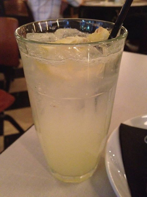 lemonade at la bodega negra