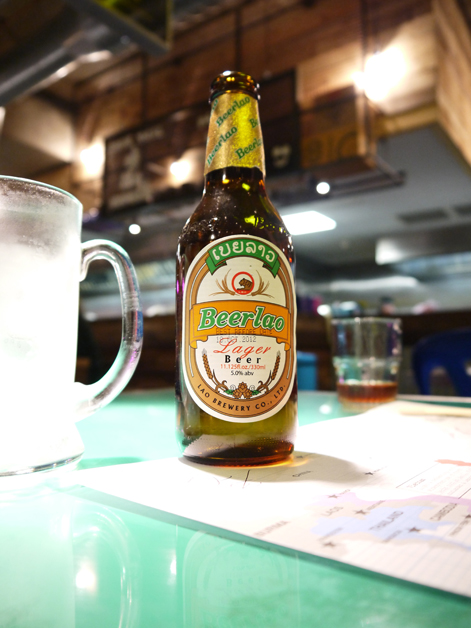 laotian beer at east street london