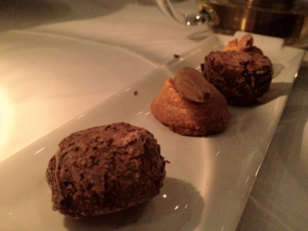 petit fours at pattersons