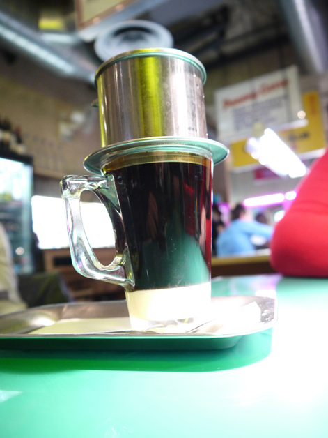 vietnamese coffee at east street london