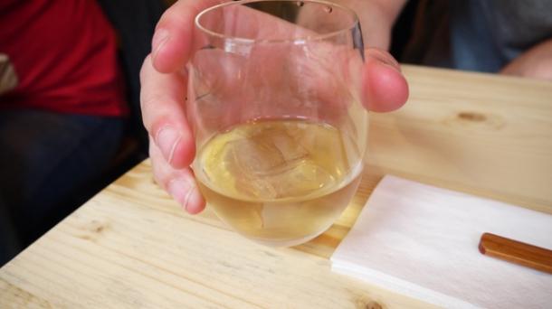 twelve year old yamazaki whiskey at tonkotsu dean street