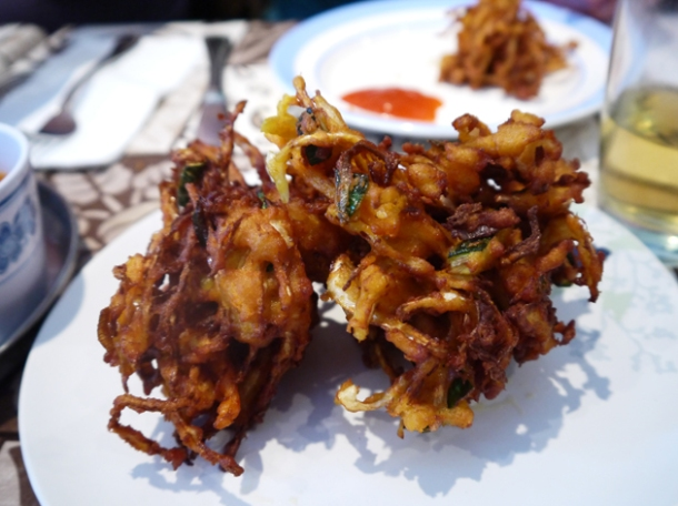 burmese fritters at mandalay