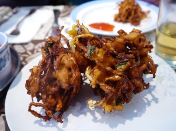 burmese fritters at mandalay