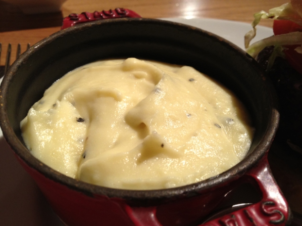 bar boulud truffled mashed potatoes