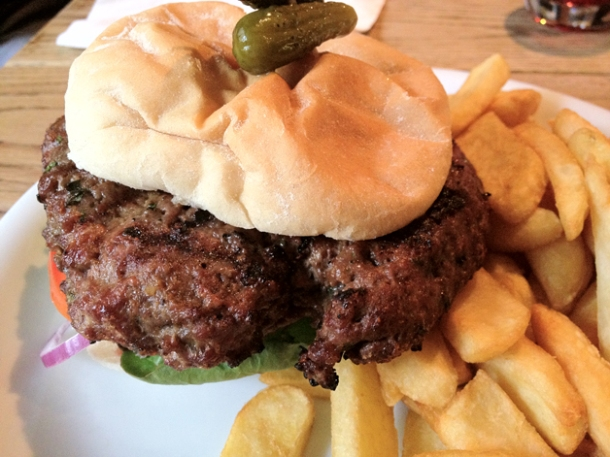 bountiful cow bounty burger