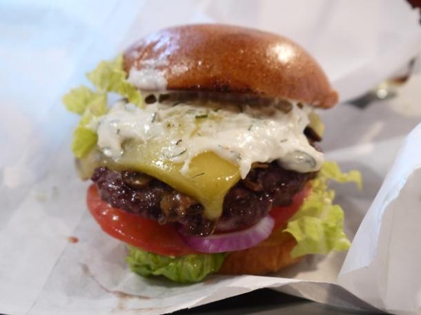 fattburger original burger