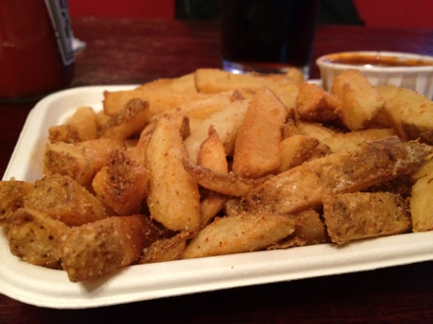 lucky chip sebright arms kentucky fries