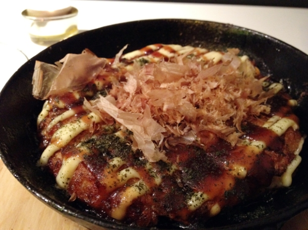 okonomiyaki at tapasia