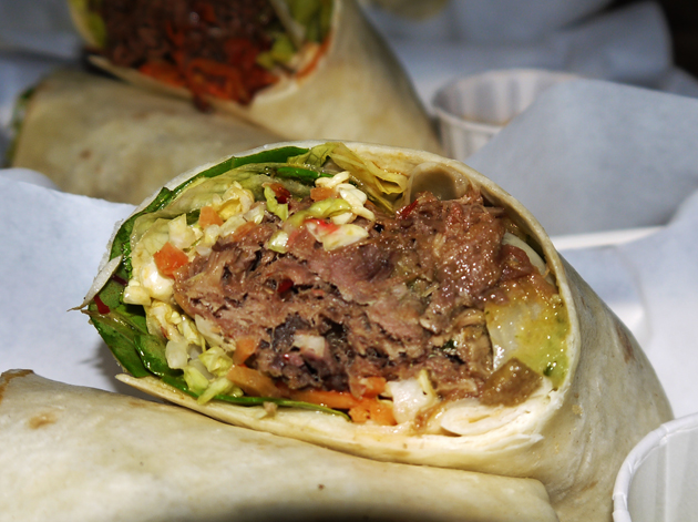 Death by Burrito review – bar burritos ride into Hoxton | The Picky ...