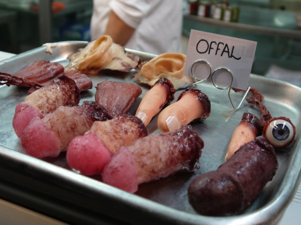 'human' offal from wesker & son