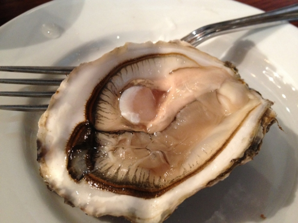jersey oyster at wright bros kingly street