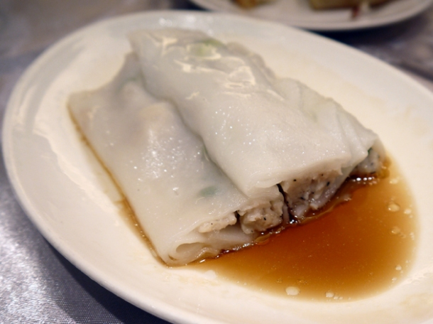 fish cheung fun at citystar taipei