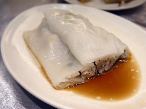 fish cheung fun at citystar taipei