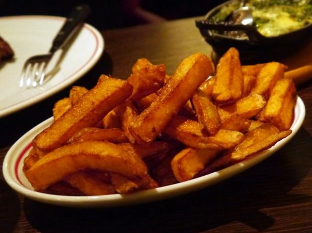 chips at Mash