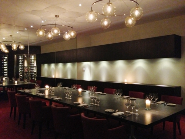Mash private dining room