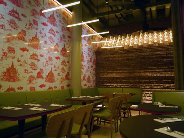 naamyaa cafe decor