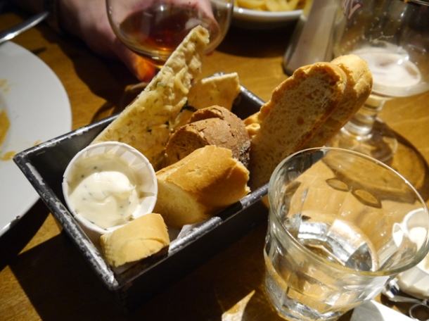 bread basket at belgo centraal