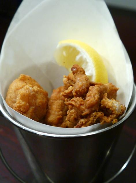 fried chicken at bone daddies