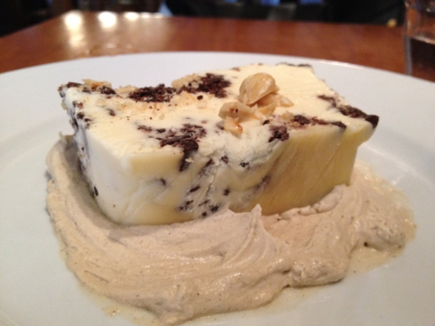 semifreddo at great queen street