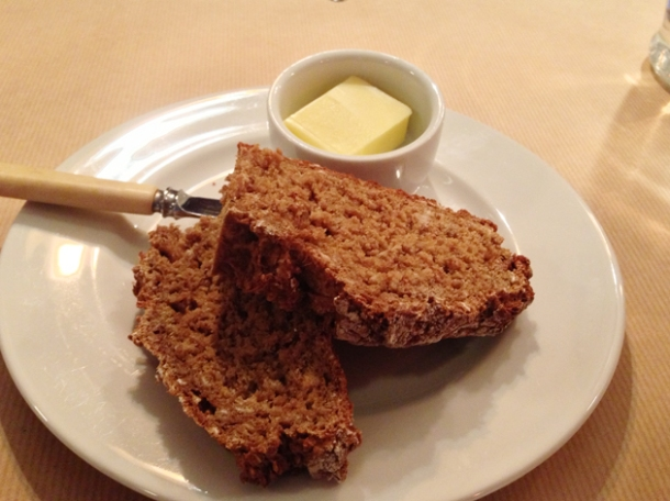 soda bread at season kitchen