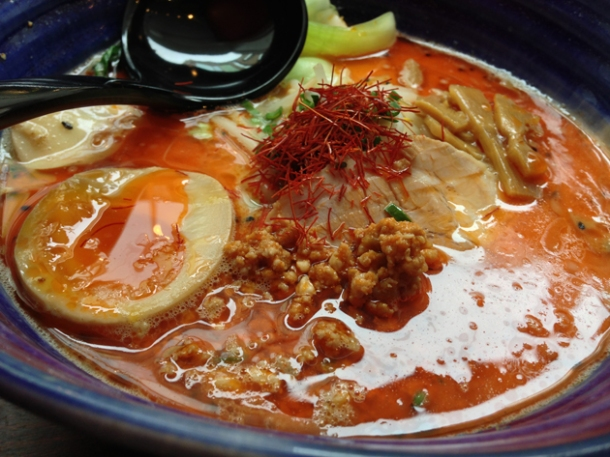 tantanmen at bone daddies
