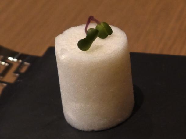 tomato marshmallow at bo london