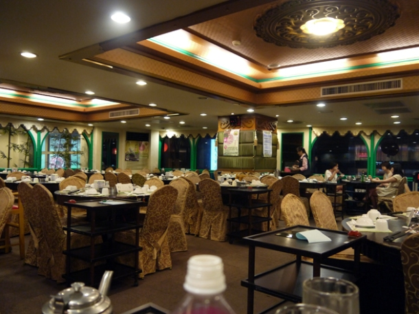 decor tian xiang huwei hot pot