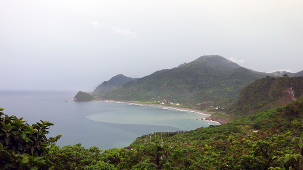 east coast national scenic area taiwan