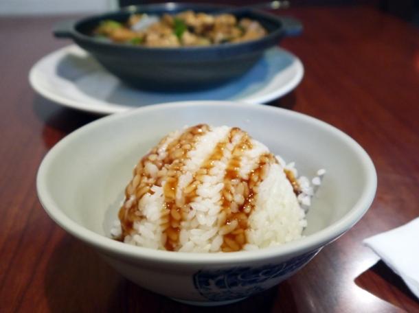 lard rice at taiwan new paradise banana