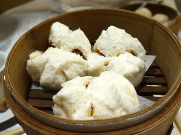 barbecue pork bao at citystar taipei