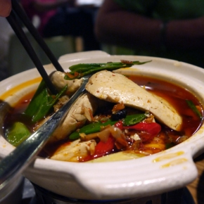Kiki review – seriously stinky tofu
