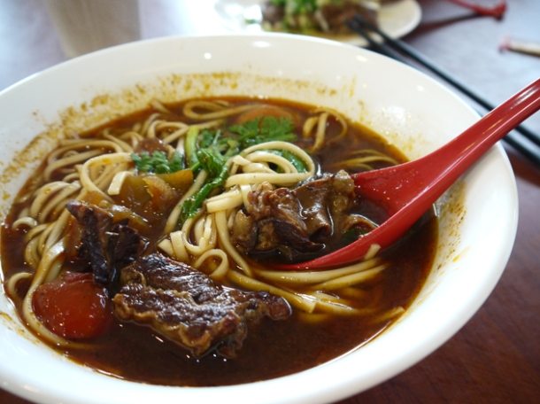 taiwan new beef noodle house beef noodle soup kenting