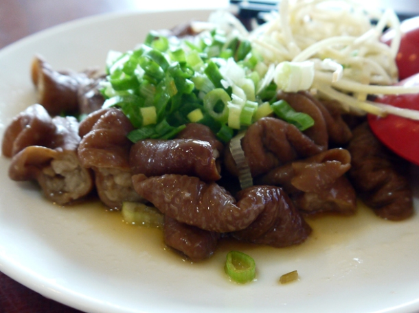 taiwan new beef noodle house offal