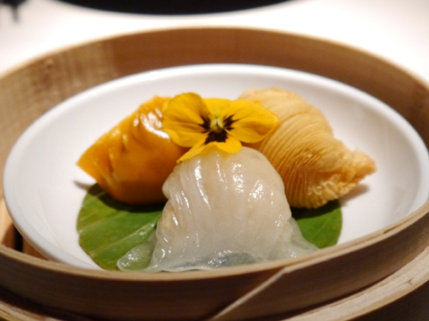 dim sum trilogy at hkk