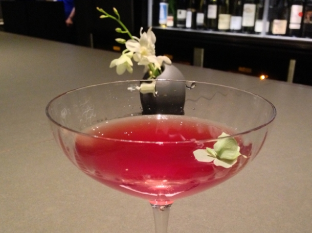 french quarter cocktail at hkk
