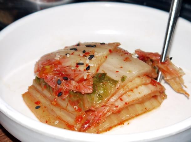 kimchee at kimchi princess