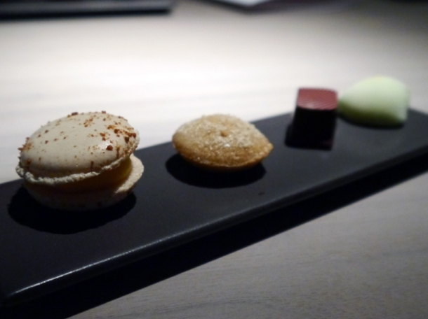 petit fours at hkk